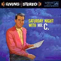 Saturday Night With Mr. C.  ~ 1958
