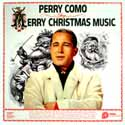 Merry Christrmas Music ~ 1961 Camden alternate cover