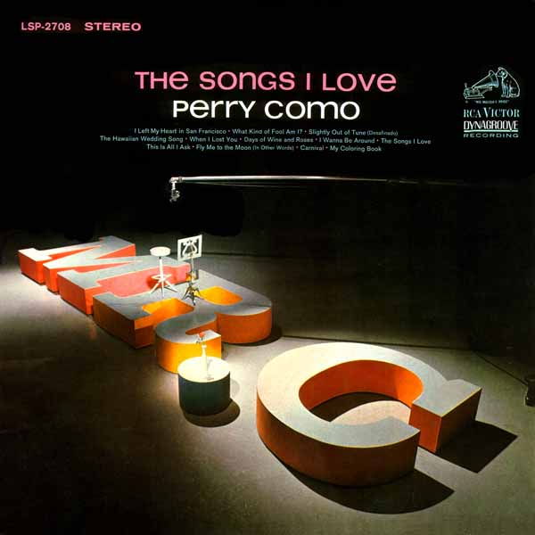 The Songs I Love ~ original album 1963