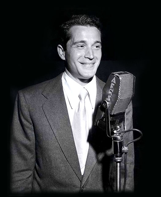 Perry Como ~ Early 1940s