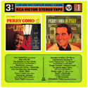 Lightly Latin & Perry Como In Italy - Quarter Track Reel