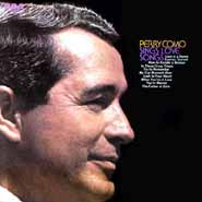 Perry Como Sings Love Songs - UK Release