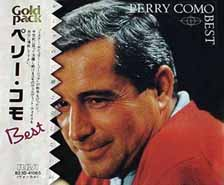 Perry Como Best -Japan Gold Pack